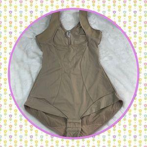 Maidenform WYOB romper shaper shapewear size XL